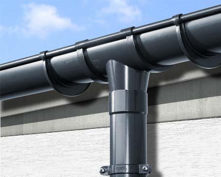 Scalа Plastics водосточная система ПВХ