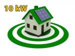 """Сонячна електростанція 10 кВт під """"Зелений тариф"""""""