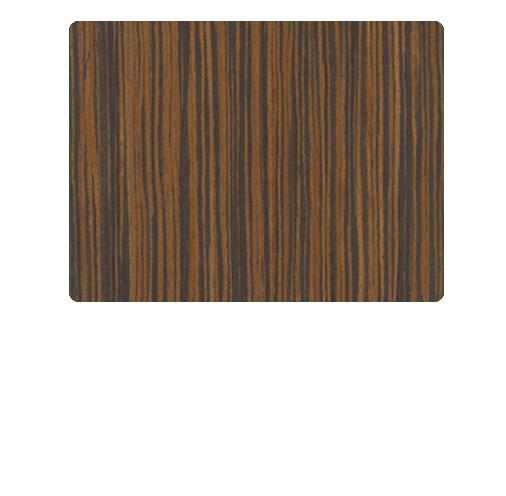 Профнастил під дерево Темний дуб Woodlike (brown)
